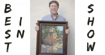 Nyle Gordon - Best of Show - $500 and $1100 Plein Air Magazine Award