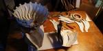 Dan Morris Paper Mache 2