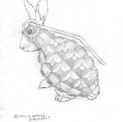 Dan Morris Grenade Rabbit