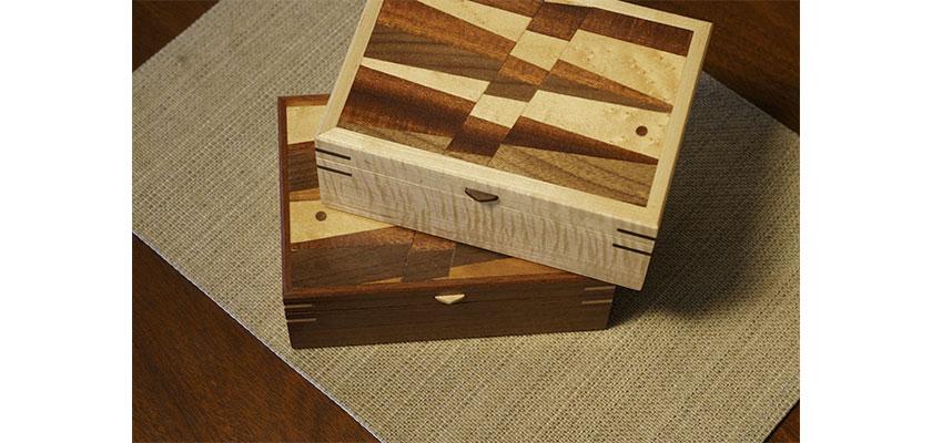 Doug Stowe Box Workshops