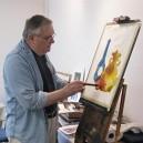 Richard Stephens Painting Instructor