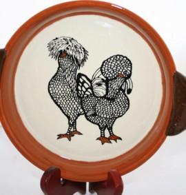 rooster Dish-O-rama