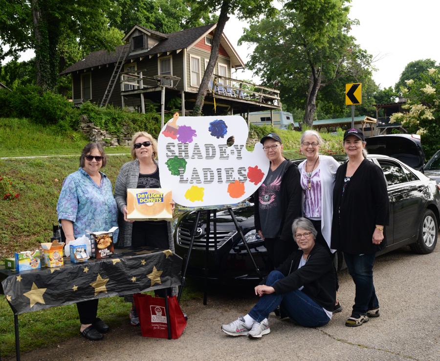 The Shady Ladies